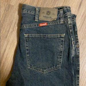 Wrangler Men's Regular Fit Jeans 34x34